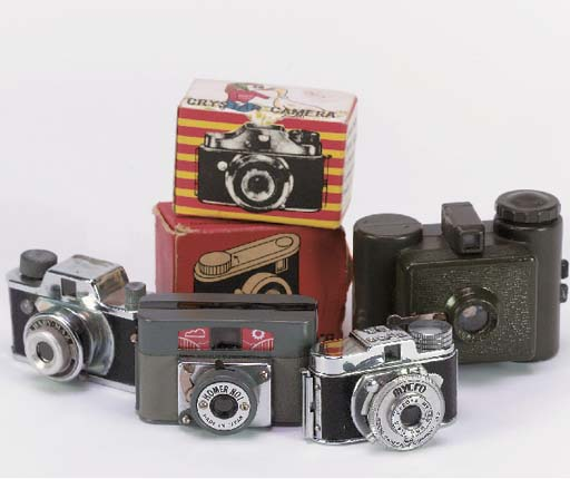 Subminiature cameras