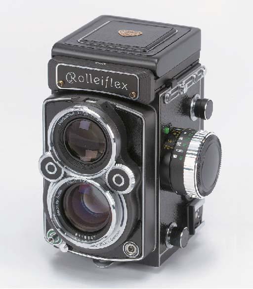 Jersey Rolleiflex TLR no. 9999