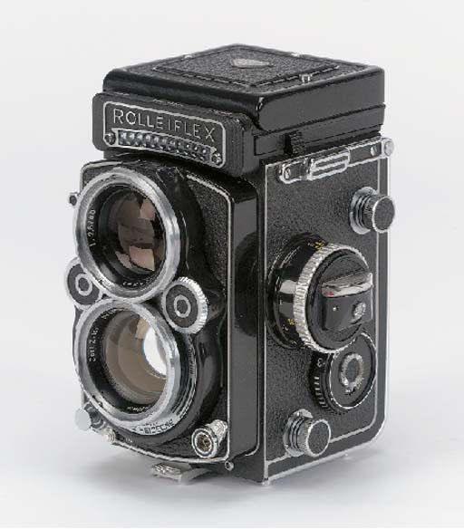 Rolleiflex 2.8F no. 2468023