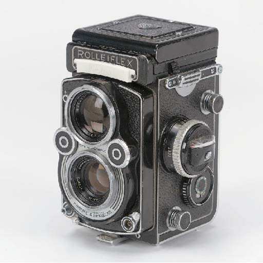 Rolleiflex 3.5F no. 2265480