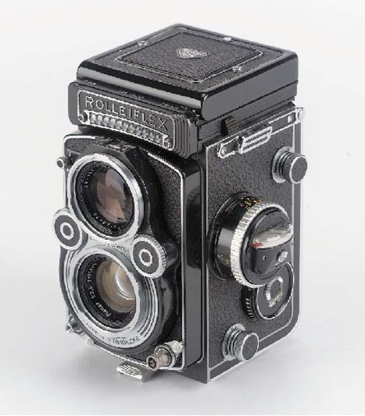 Rolleiflex 3.5F no. 2804305
