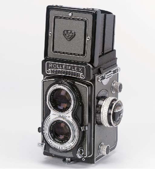 Rolleiflex T no. 2138748