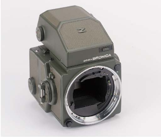 Bronica ETRS SF Limited no, 71