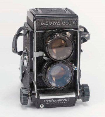 Mamiya C330 Professional no. D