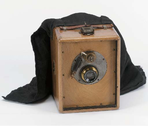 Boxform camera