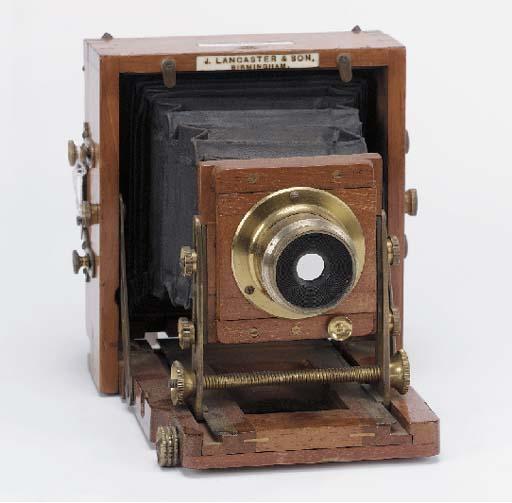 Instantograph 1891 field camer