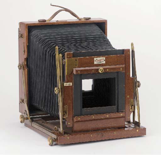 Sanderson field camera no. 104