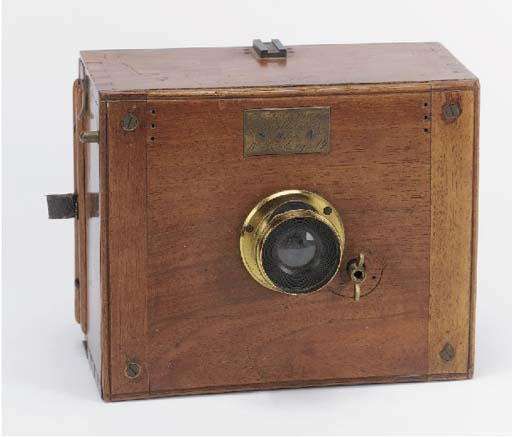 Wide-angle camera no. 2304