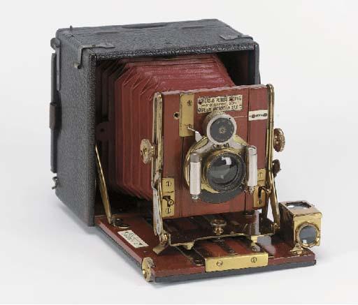 Sanderson hand camera no. 1324