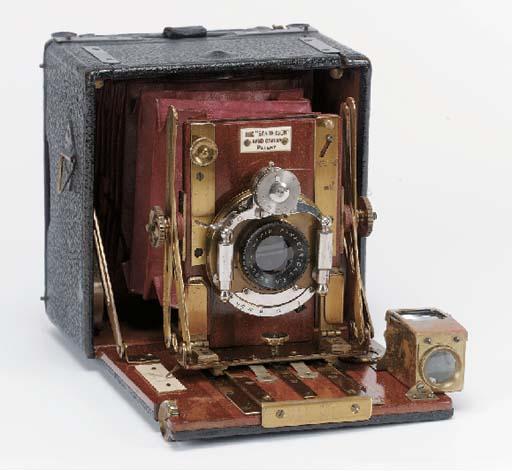 Sanderson hand camera no. 1614