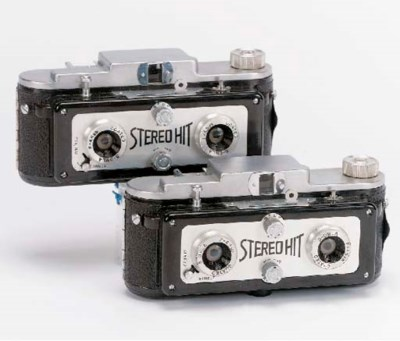 Stereo-Hit cameras