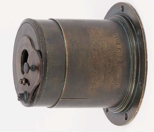 Daguerreian lens