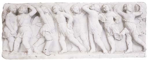 A North European sculpted whit