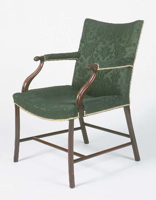 A Scottish George III mahogany