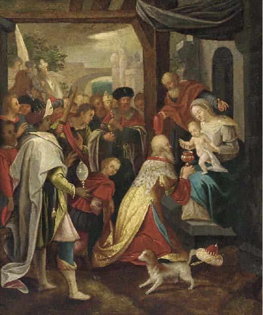 Circle of Frans Francken II (A
