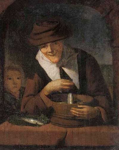 Circle of Gerrit Dou (Leiden 1