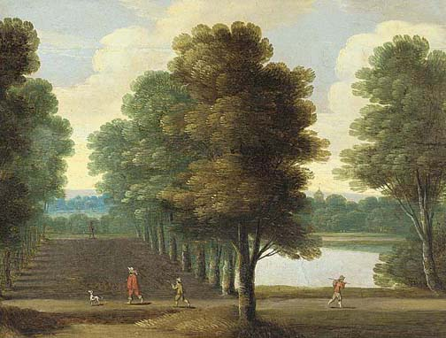 Circle of Isaac van Oosten (An