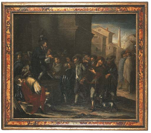 Circle of Lucas de Wael (Anver
