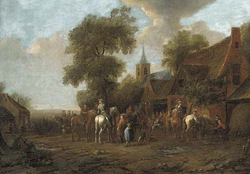 Circle of Barent Gael (Haarlem