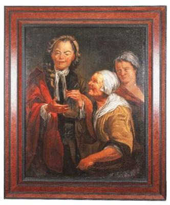 Follower of Cornelis Troost