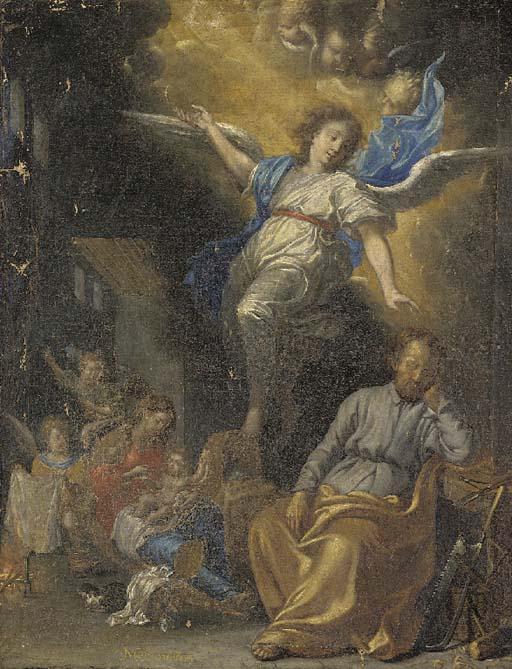 Michel Bouillon, 18th Century