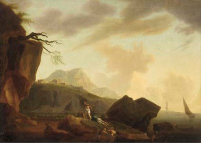Follower of Claude-Joseph Vern