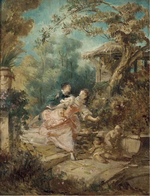 After Jean-Honoré Fragonard