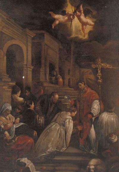 Studio of Jacopo da Ponte, cal