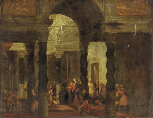Circle of Pietro Paltroniere,