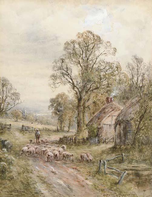 Henry John Kinnaird (fl. 1880-