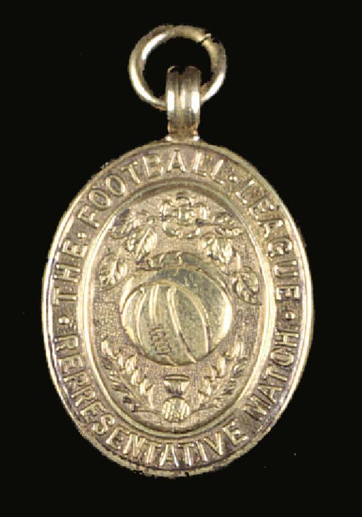 A silver-gilt medal, the obver