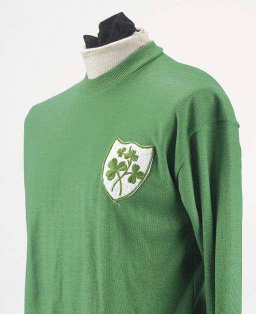 A green Republic of Ireland In
