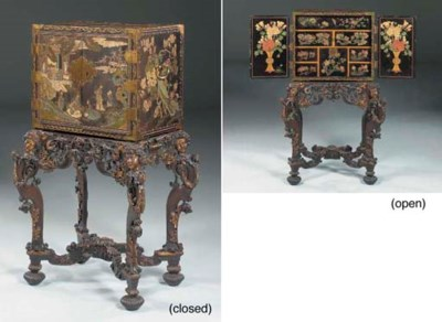 A CHINESE EXPORT POLYCHROME DE