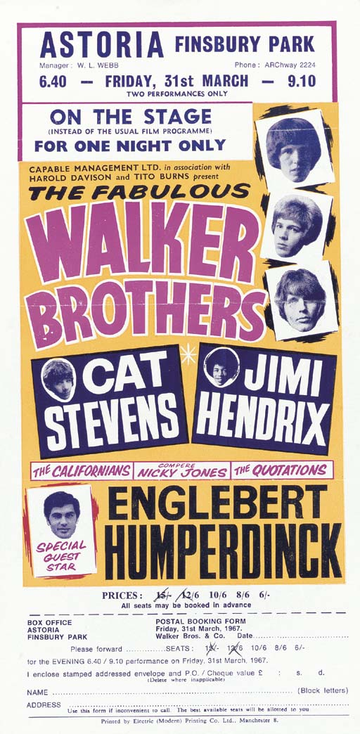 Jimi Hendrix And Others