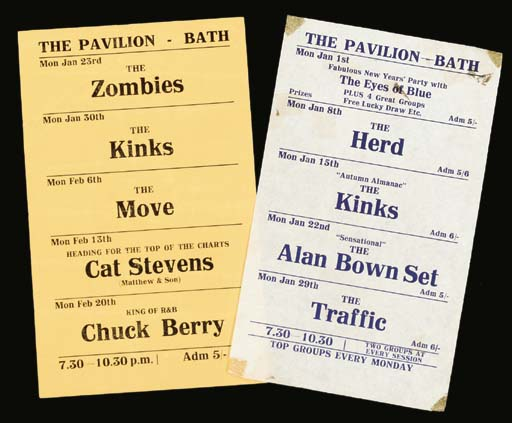The Kinks And Others