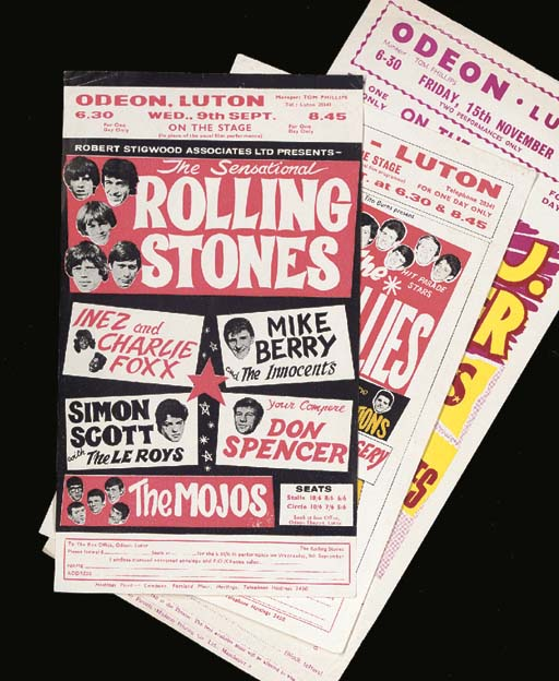 The Rolling Stones And Others