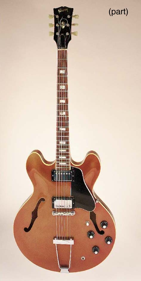 A 1968 Gibson ES-335TD