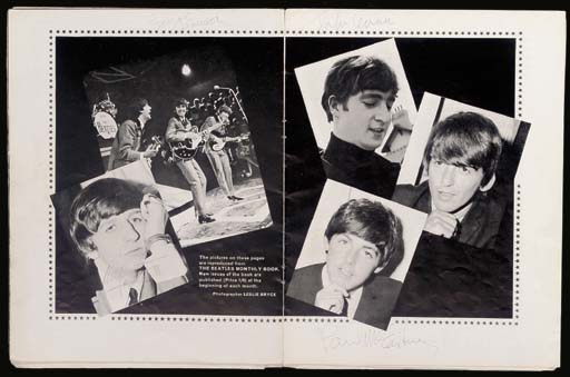 The Beatles, The Yardbirds And