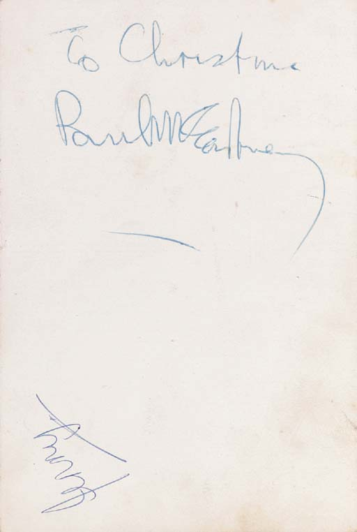 The Beatles/Paul McCartney
