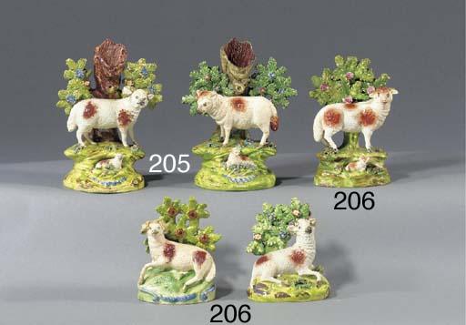 A Ralph Salt model of a ewe an