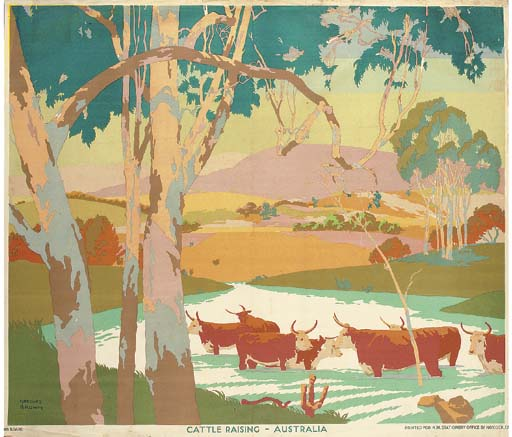 BROWN, GREGORY F.(1887-1941)