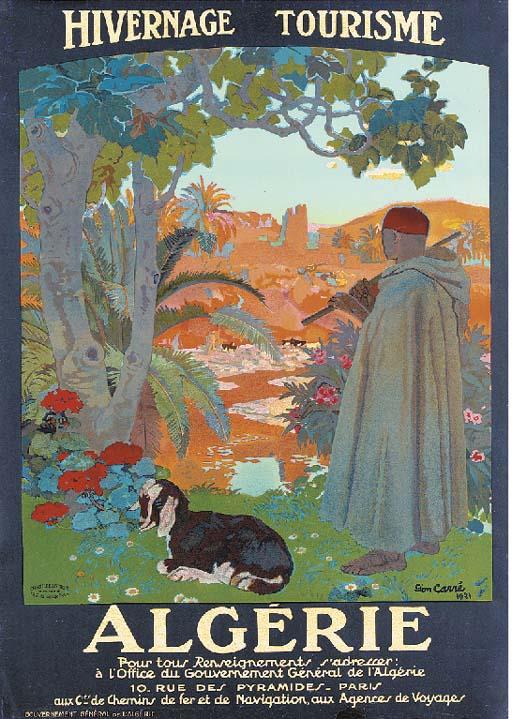 CARRÉ, Léon (1878-1942)