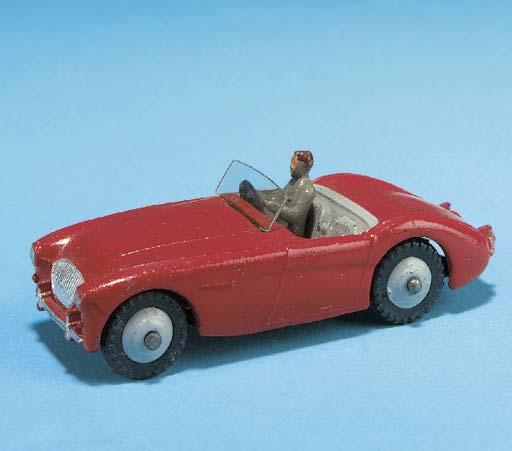 Dinky Sports Cars and Cars, 19