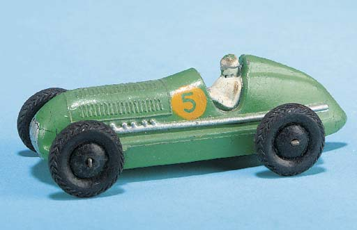 Pre-war Dinky 23 Series Racing