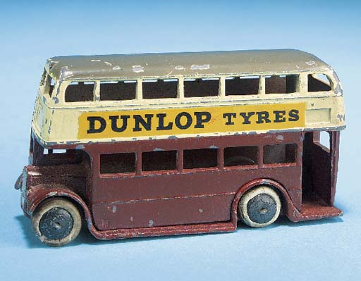 Pre-war Dinky Commercials and