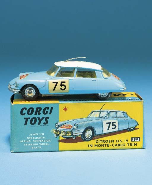 Dinky Cars, 1950s-1960s