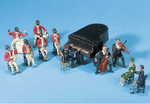 Musicians and other figures