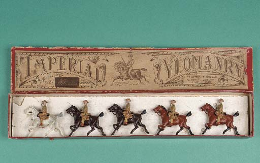 A Britains set 105 Imperial Ye