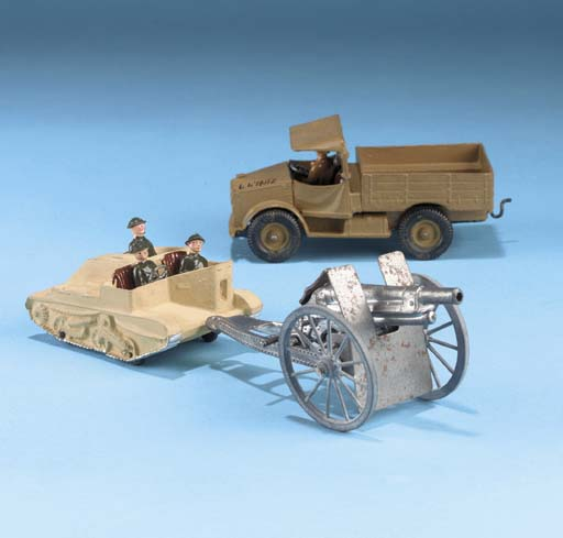 Britians Military Vehicles, Gu