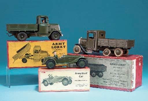 Britains Military Vehicles